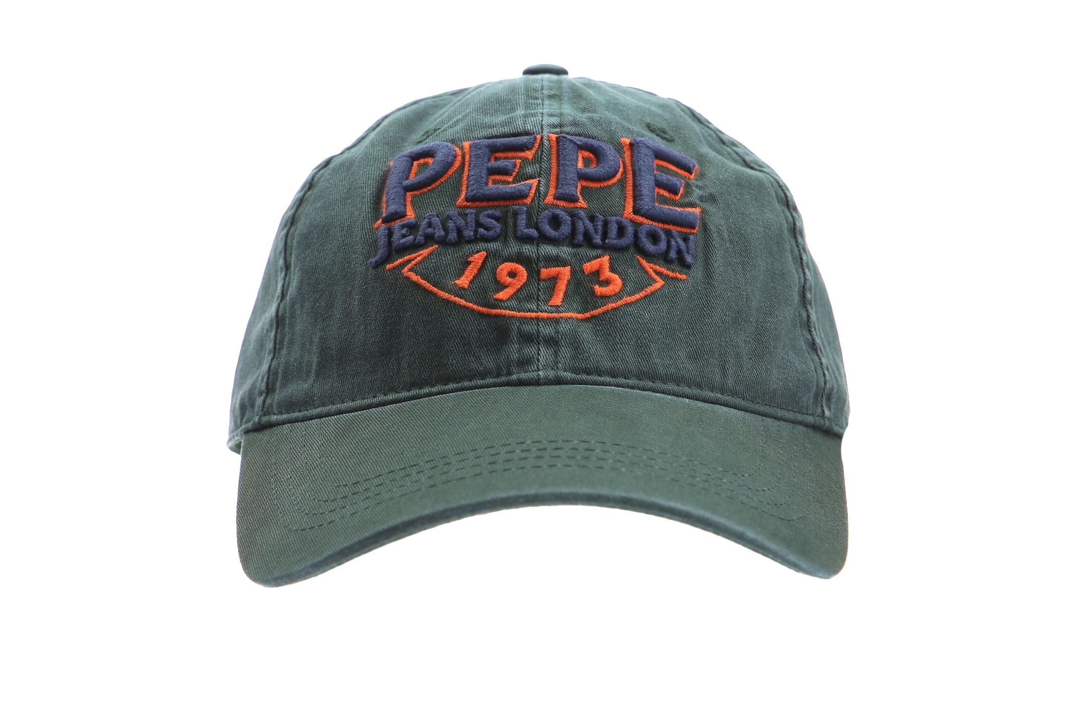 Kšiltovka SHERAZ CAP Pepe Jeans London  61b6c77420