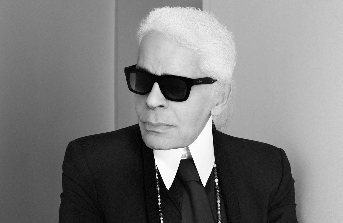 Zemřel Karl Lagerfeld - legendární módní návrhář