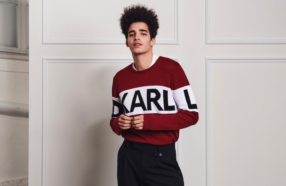 Nový styl ve verzi značky Karl Lagerfeld v sezóně Podzim/Zima 2019