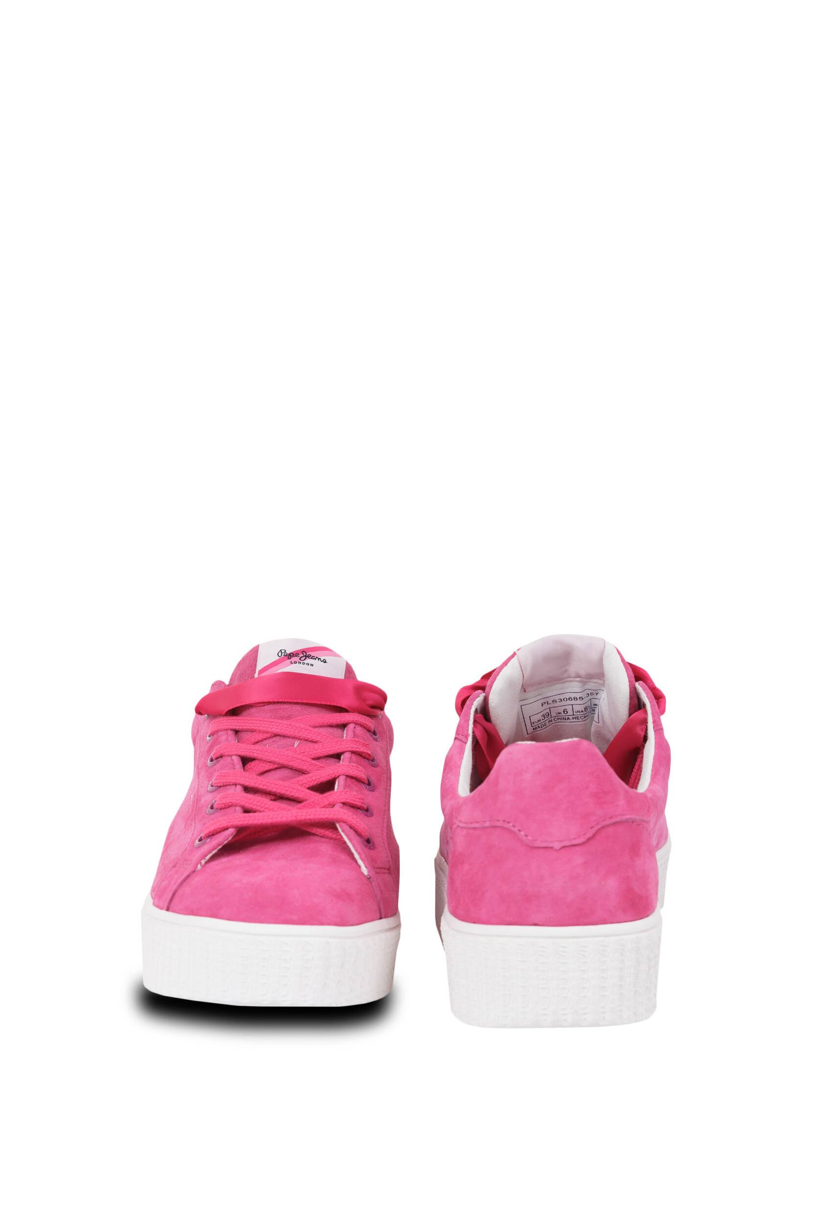 Pepe Jeans Sneaker Frida Seasons 357 Fuchsia PLS30685
