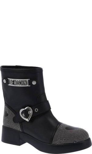 Love Moschino Kotníkové boty