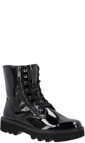 Calvin Klein Jeans Kotníkové boty DIAHNE PATENT