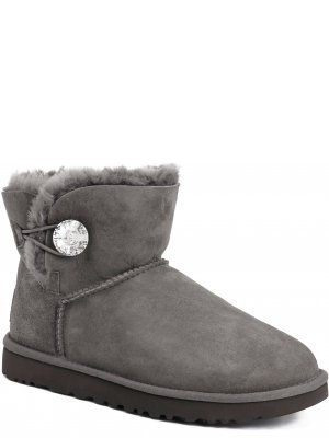 UGG SNĚHULE MINI BAILEY BUTTON BLING