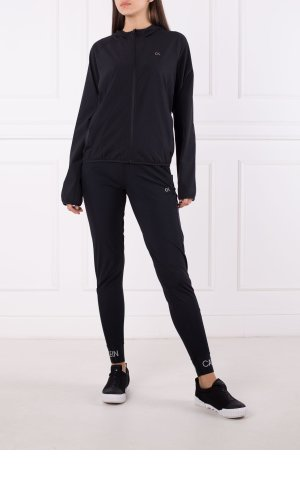 Calvin Klein Performance Bunda WIND LOGO   Regular Fit