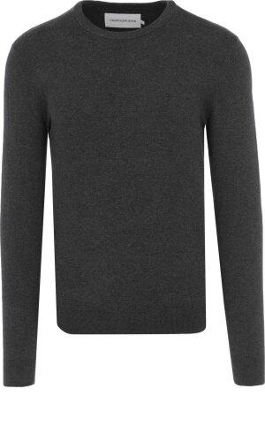 Calvin Klein Jeans Svetr CHEST LOGO | Regular Fit