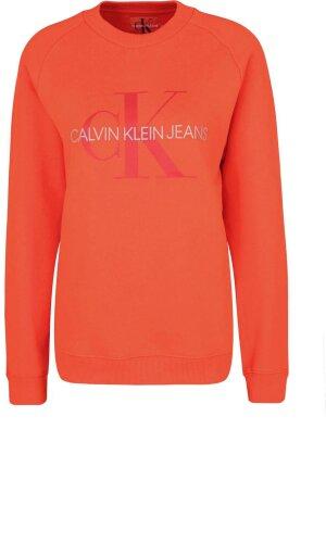 Calvin Klein Jeans Mikina SATIN MONOGRAM | Relaxed fit