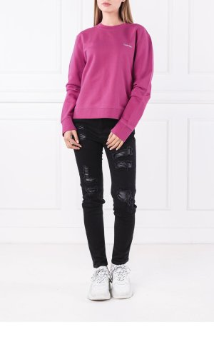 Calvin Klein Mikina small prt logo | Regular Fit