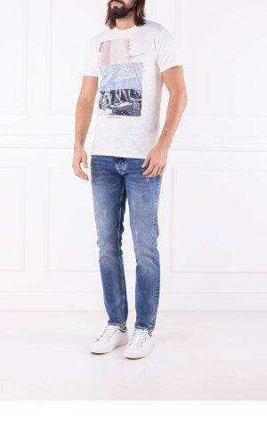 Pepe Jeans London Tričko BENGUIAT   Slim Fit