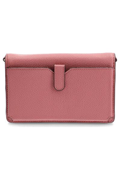 4a3f05e7fd Crossbody kabelka  peněženka Michael Kors růžová