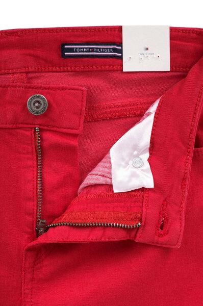 DŽÍNY COMO Tommy Hilfiger červená 267c67f120