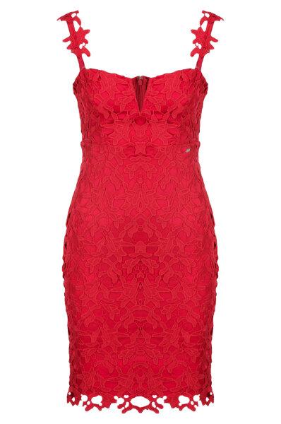 667c1919e101 Šaty Phoebe Guess Jeans červená. W82K17 W9XH0