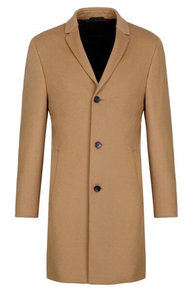 Vlněný kabát Carlo Calvin Klein béžová. K10K101243 d596ea1990