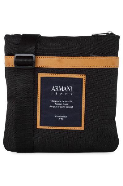 21eebb2646 PÁNSKÁ TAŠKA PŘES RAMENO Armani Jeans černá. 932119 7P914
