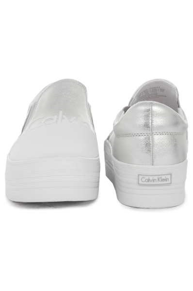 1ca2fb321 Slip-on boty Zinah Calvin Klein Jeans | Bílá | Gomez.cz