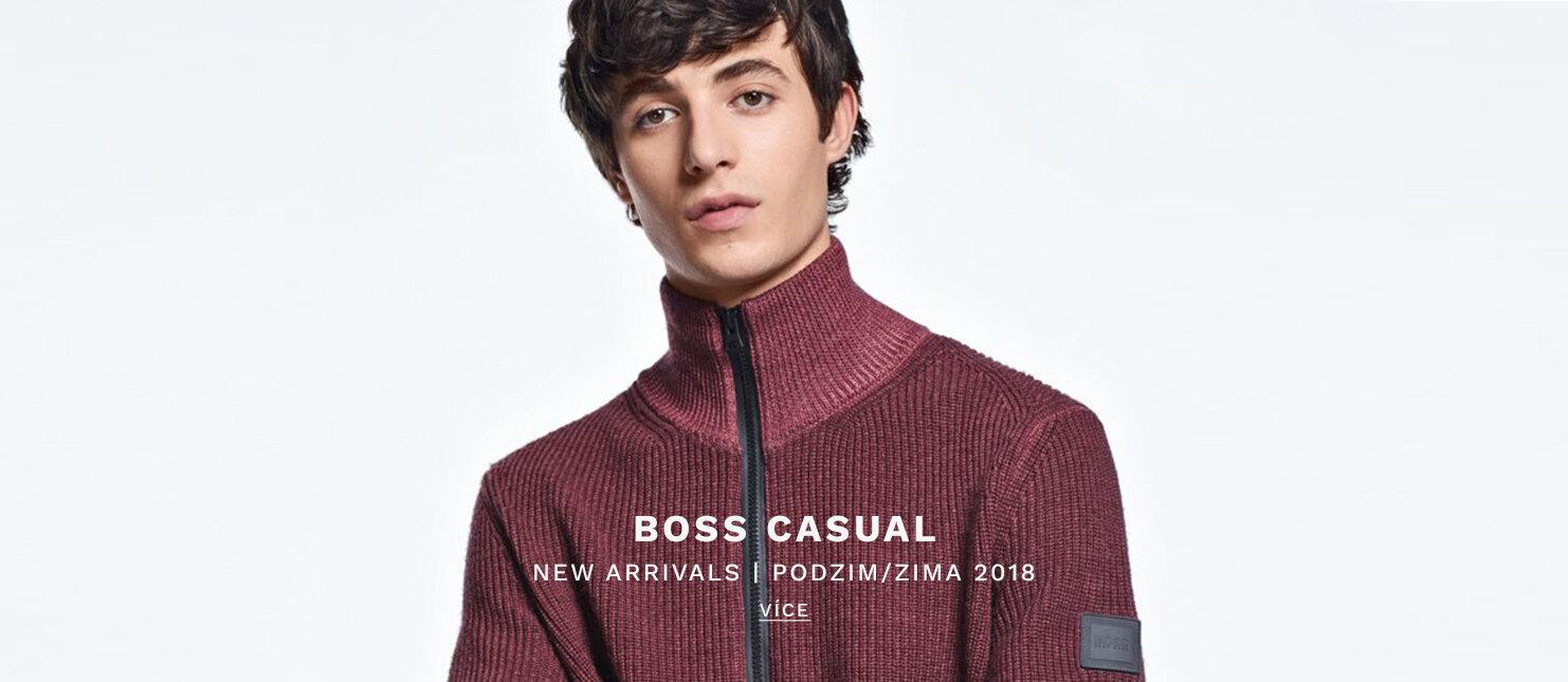 boss casual cz m