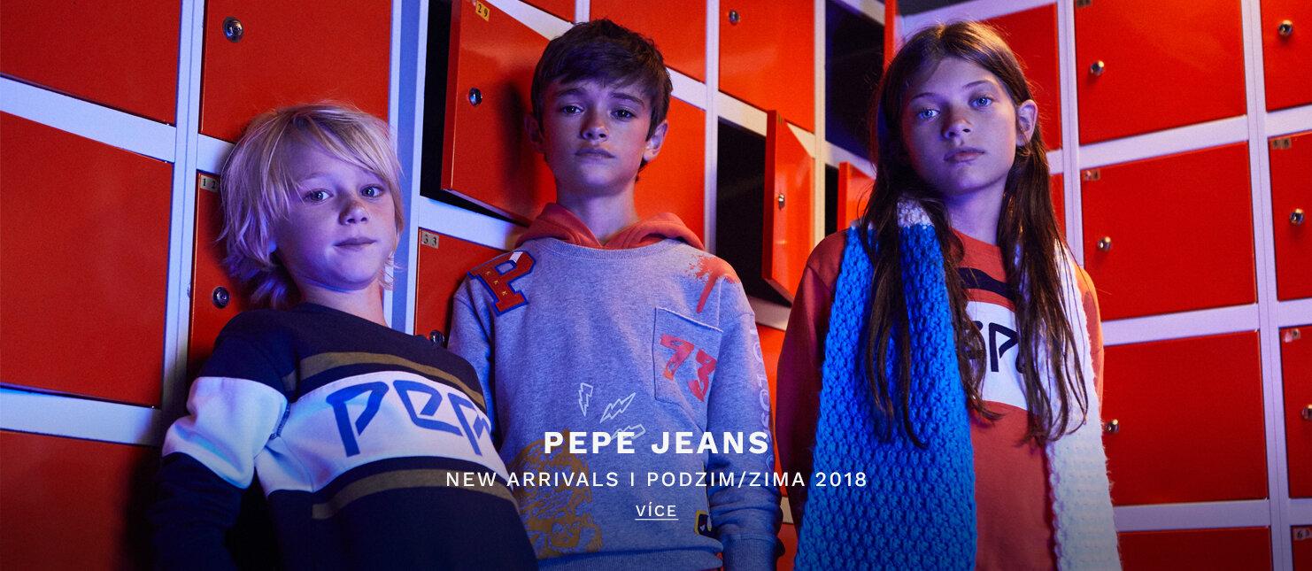 Pepe Jeans KIDS CZ