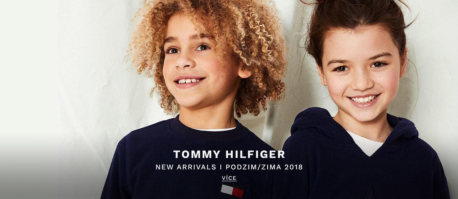 Tommy Hilfiger KIDS CZ