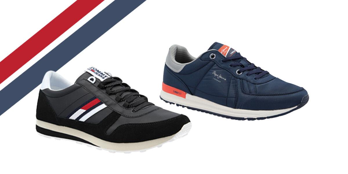 Sneakers boty