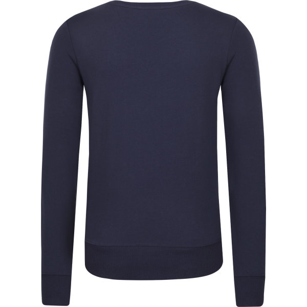 J20J206973  Mikina Halia Institutional Calvin Klein Jeans tmavě modrá ... fc82efa4ca4