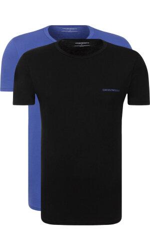 Emporio Armani Tričko 2-pack | Slim Fit